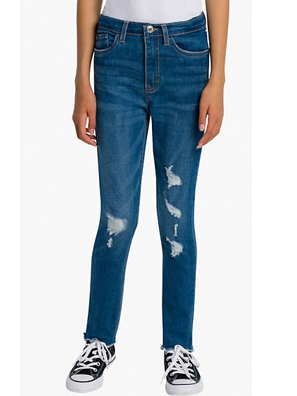 720™ High Rise Super Skinny Big Girls Jeans 7-16