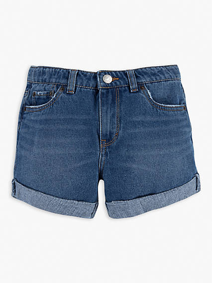 Little Girls 4-6x Girlfriend Shorty Shorts