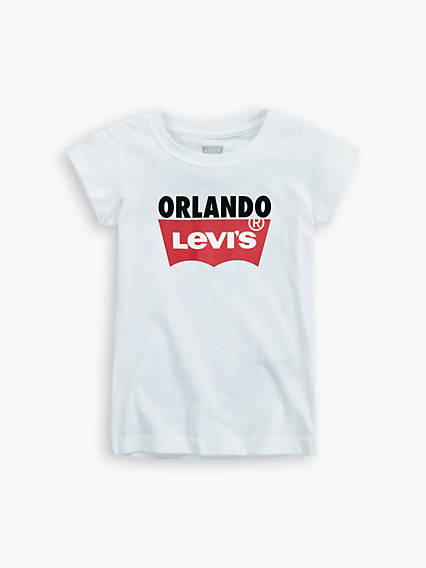 Big Girls S-XL Orlando Tee