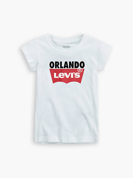 Little Girls (4-6x) Orlando Tee