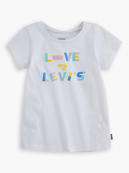 Baby 12-24M Love My Levi's® Tee Shirt