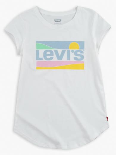 Little Girls 4-6x Graphic Tee Shirt