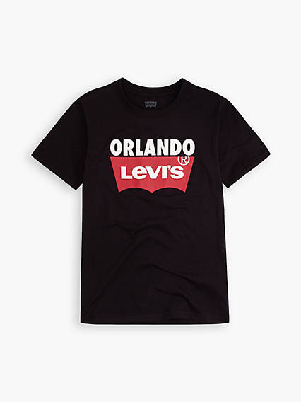 Big Boys S-XL Orlando Tee