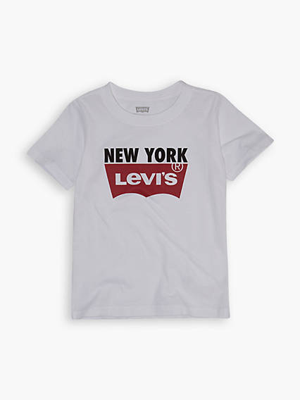 Little Boys (4-7x) New York Tee