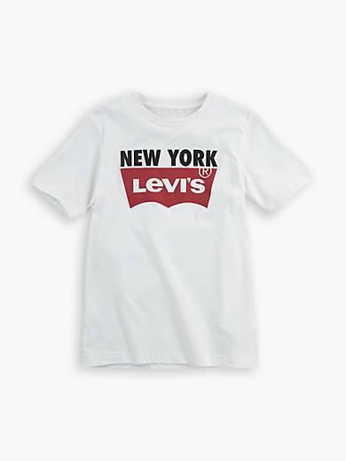 Big Boys S-XL New York Tee