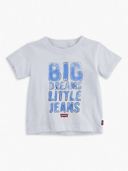 Baby 12-24M Big Dreams Tee Shirt