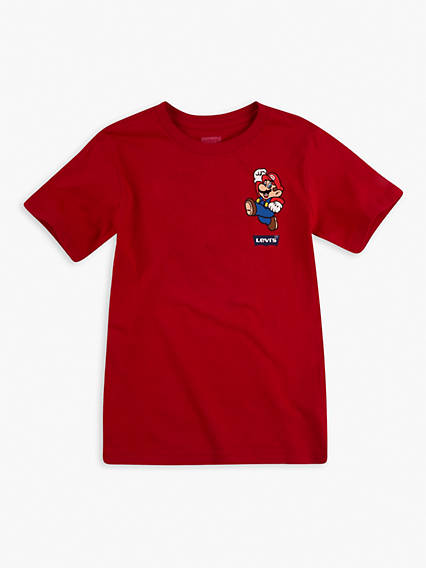 Little Boys 4-7x Tee Shirt Levi's® x Super Mario