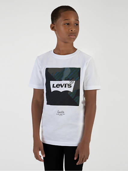 Big Boys (8-20) Graphic Tee Shirt