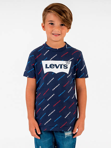 Little Boys (4-7) Graphic Tee Shirt