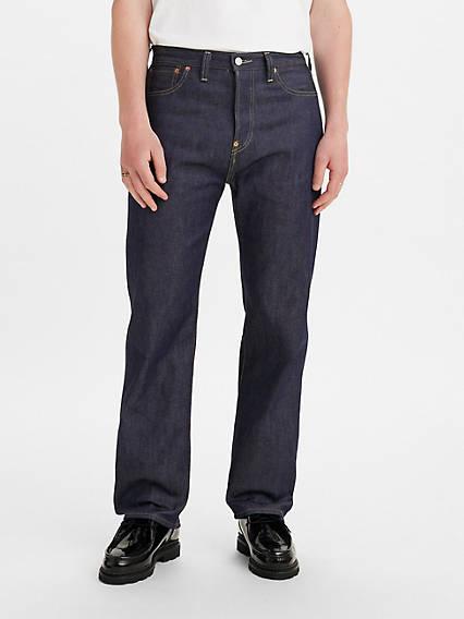 1930s Men's Pants, Trousers, and Shorts Styles Levis 1937 501 Original Fit Mens Jeans 33x34 $285.00 AT vintagedancer.com
