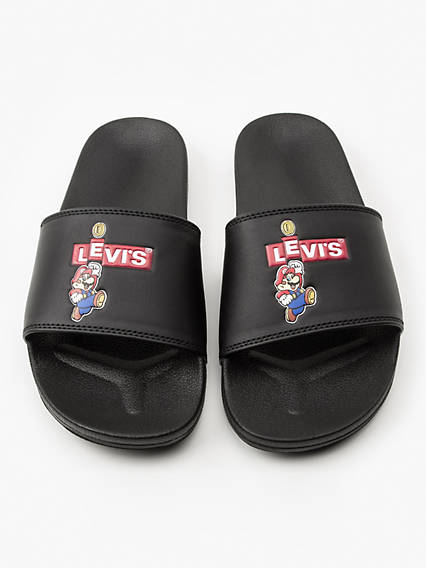 Levi's® x Super Mario Sliders (Women)