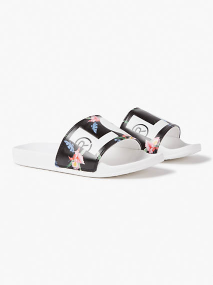 June Floral Sliders