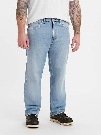 Western Straight Fit Men's Jeans