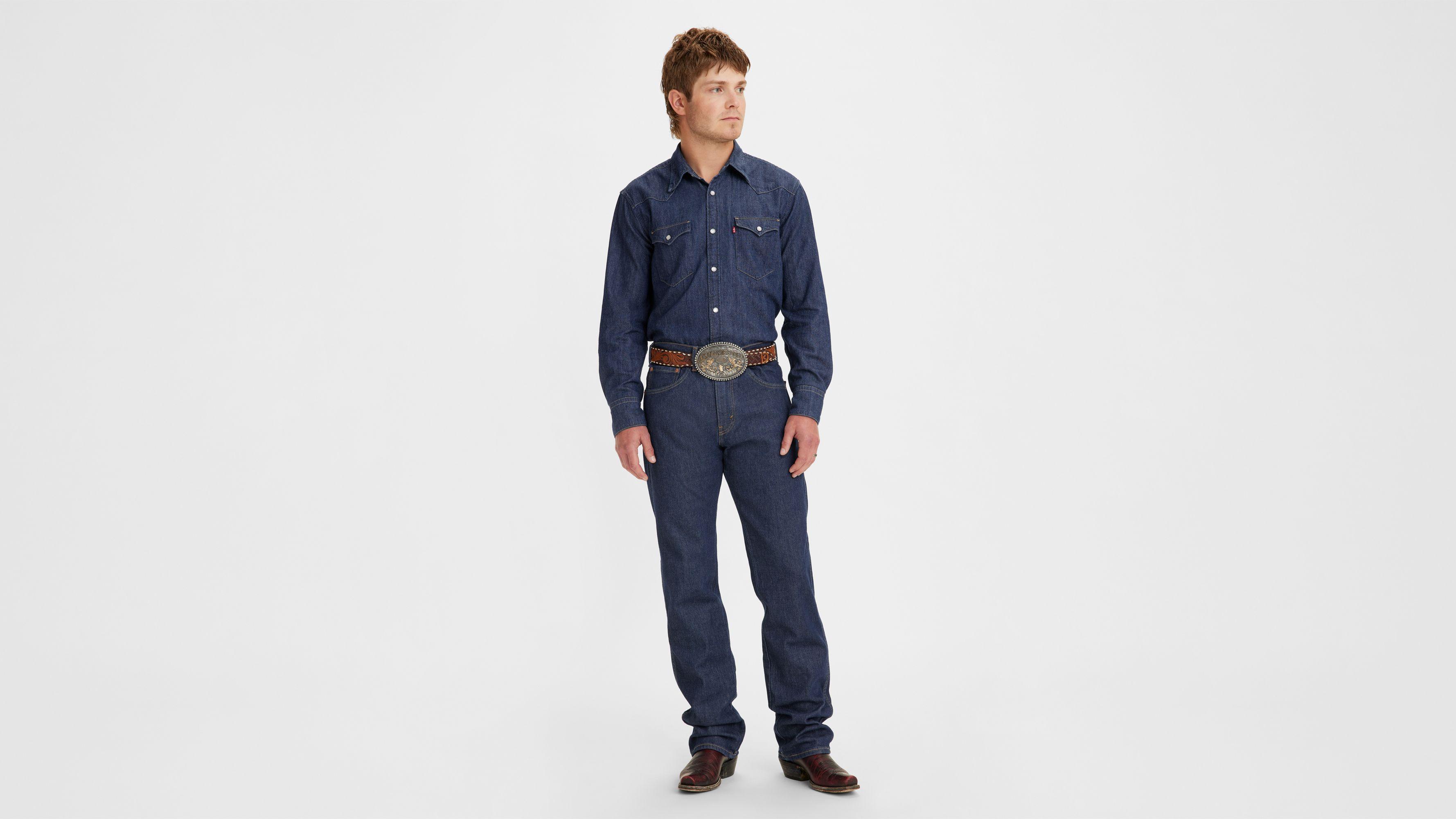Levis Western Fit Mens Jeans