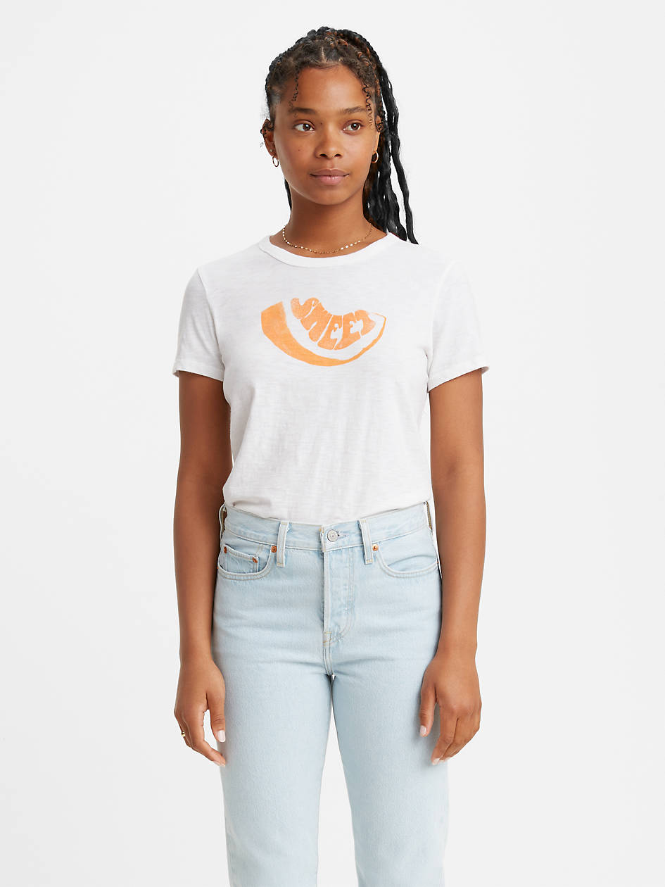 Graphic Heritage Tee Shirt - Multi-color   Levi's® US