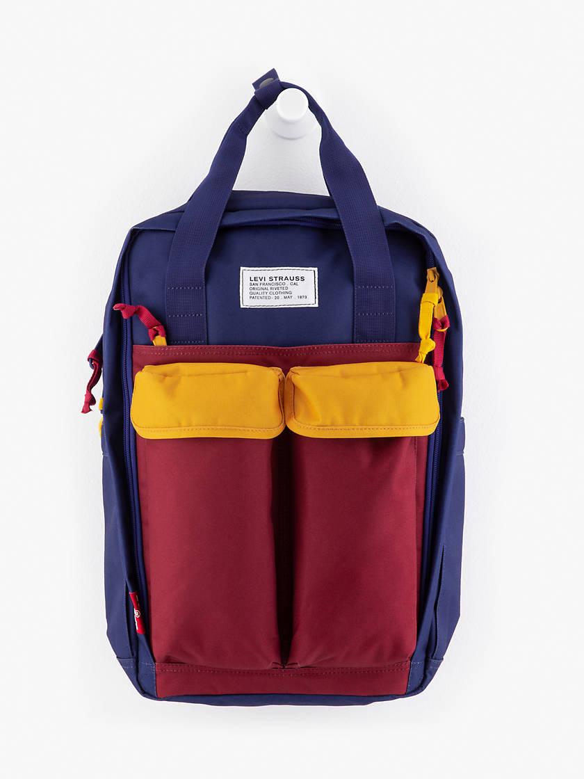 Levis L Pack 2.0 Backpack (Navy Blue)