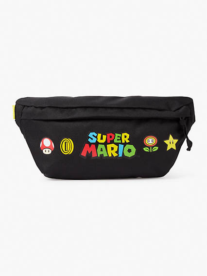 Levi's® x Super Mario Box Tab Banana Sling Bag