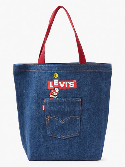 Levi's® x Super Mario Front Pocket Tote Bag