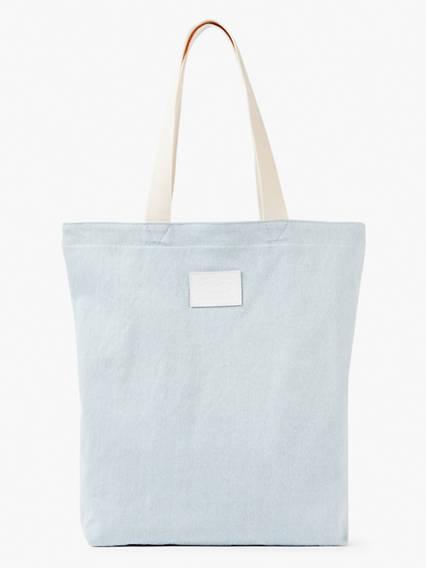 Festival Tote Bag Iced Denim