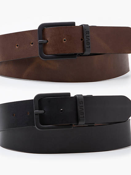 Reversible Core Metal Belt