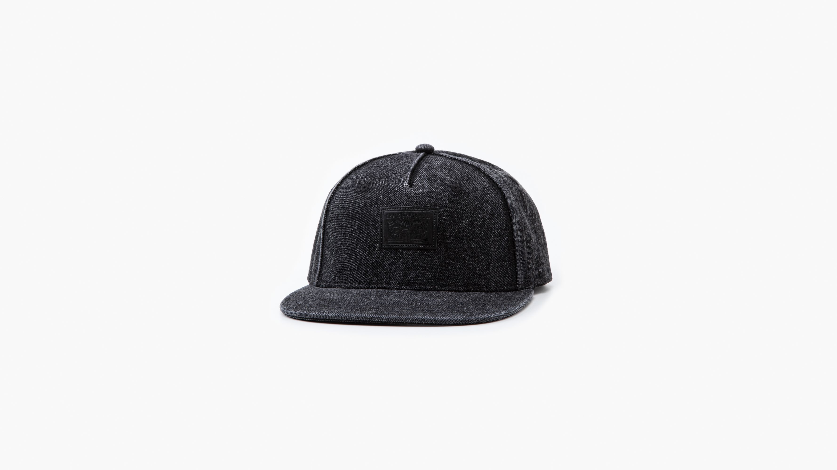 Levis Two Horse Pull Flat Brim Hat