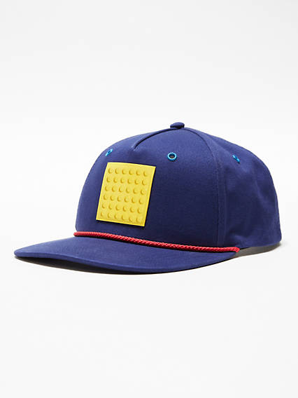LEGO Group x Levi's® Flat Brim Hat
