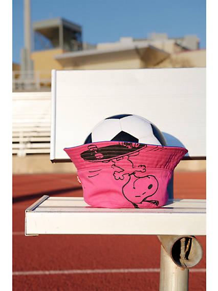 Chapeau cloche sport Levi'sMD x Peanuts