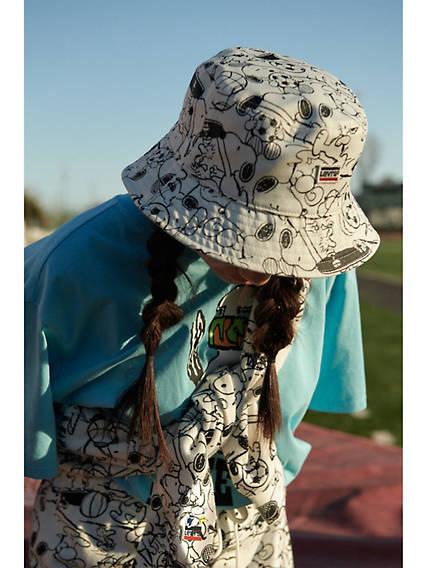 Levi's® x Peanuts Sport Reversible Bucket Hat