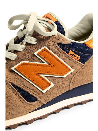 Ciudadanía Arábica cepillo  Levi's® X New Balance 1300 Sneaker - Multi-color | Levi's® US