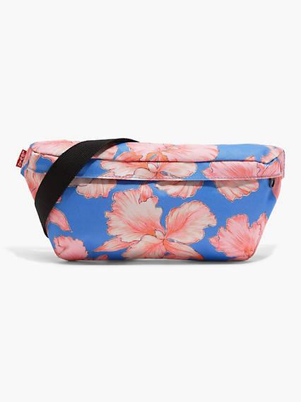 Vintage Handbags, Purses, Bags *New* Levis Logo Floral Sling - Mens One Size $25.00 AT vintagedancer.com