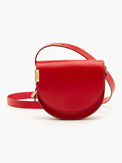 Georgie Small Saddle Bag