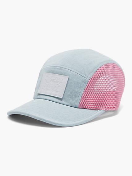 Mesh Panel Hat
