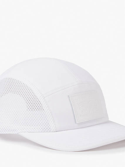 Two Horse Mesh 5 Panel Hat