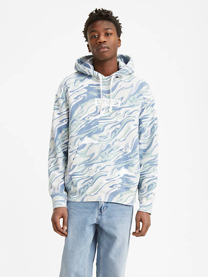 Relaxed Logo Hoodie