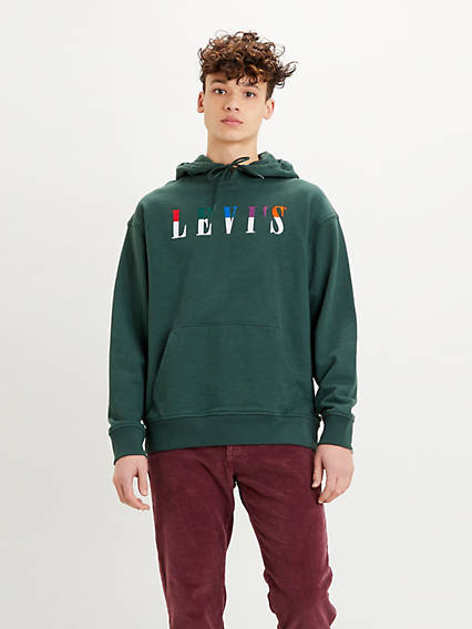 Relaxed Graphic Pullover