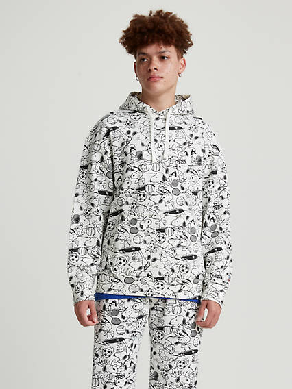Levi's® x Peanuts Relaxed Graphic Hoodie