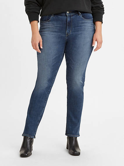 Classic Straight Women's Jeans