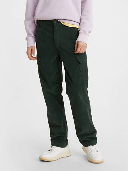 Levi's® XX Chino Cargo Taper Fit Corduroy Pants