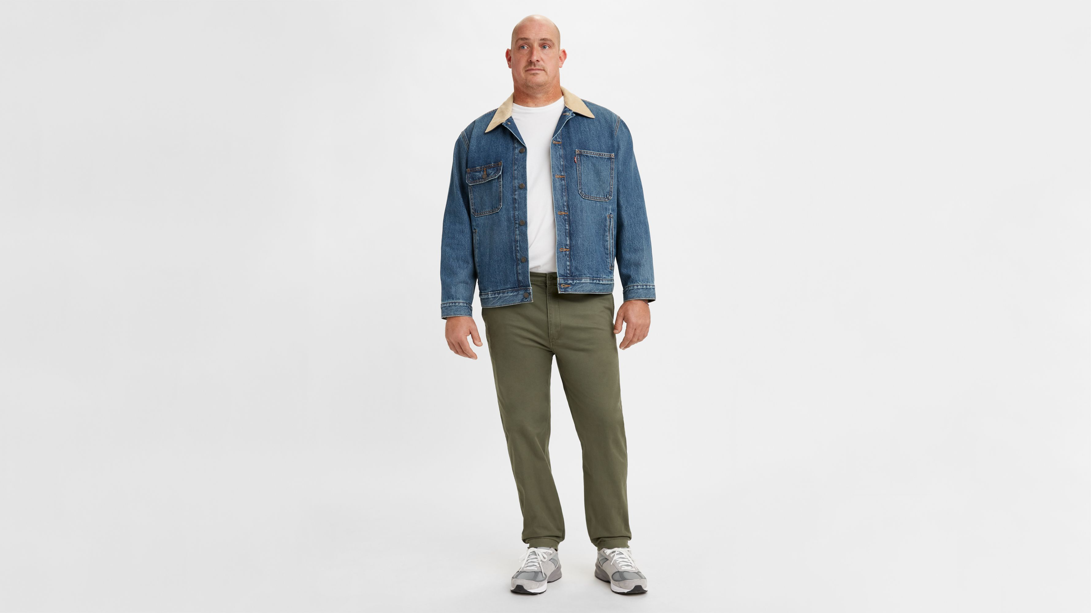Levis Xx Chino Standard Taper Fit Pants (big & Tall)