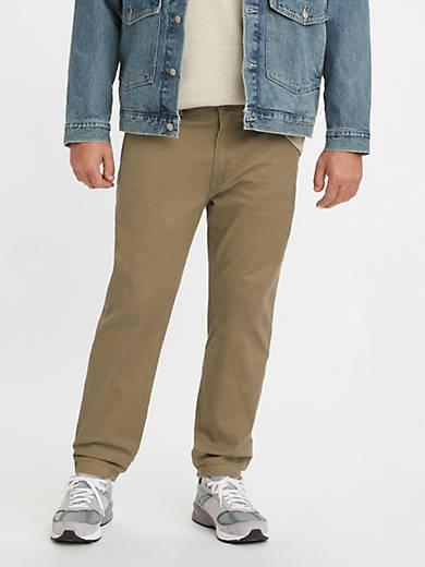 Levi's® XX Chino Standard Taper Fit Pants (Big & Tall)