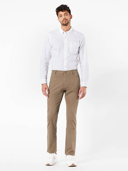 Alpha, Slim Fit - Lightweight Textured