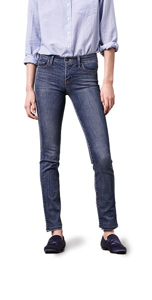 Popular Levi's Demi Curve Bootcut Jeans Womens Jeans Jeans for Women COLOUR-clear water