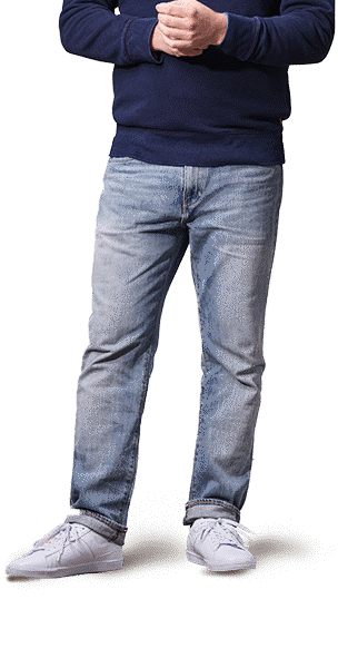 0de82bbca89 Skinny Jeans For Men - Ripped, Distressed & More Styles | Levi's® US