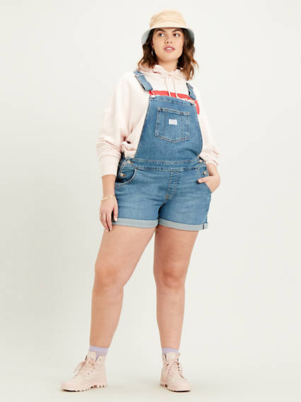 Shortall (Plus Size)