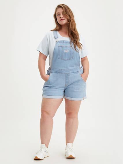 Shortalls (Plus Size)