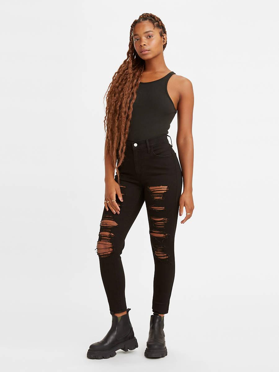 720 High Rise Super Skinny Women's Jeans 1