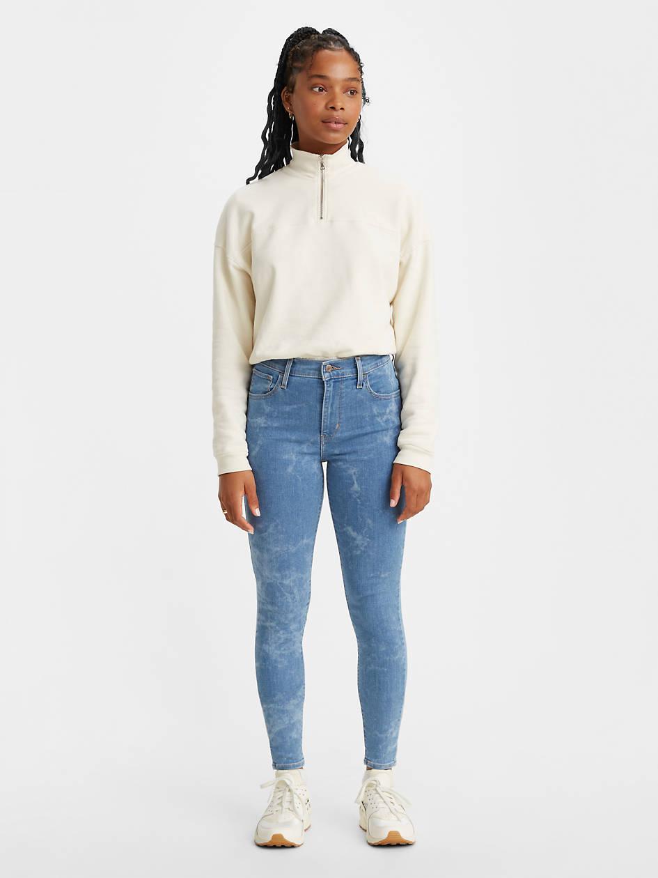 720 High Rise Super Skinny Women's Jeans - Medium Wash | Levi's® US