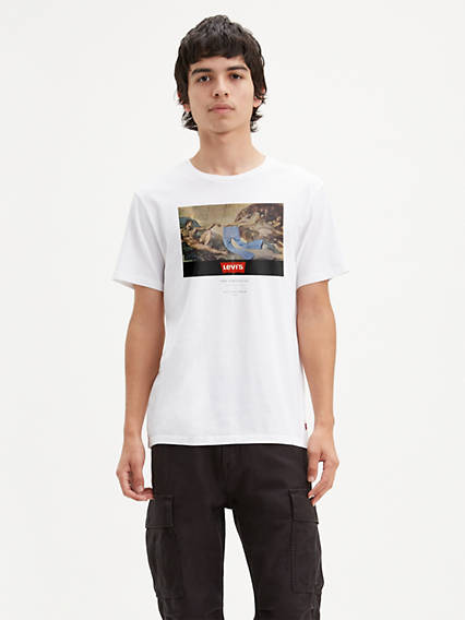 Short Sleeve Graphic 2.0 Tee Shirt