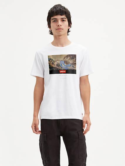 Short Sleeve Graphic 2.0 Tee Shirt