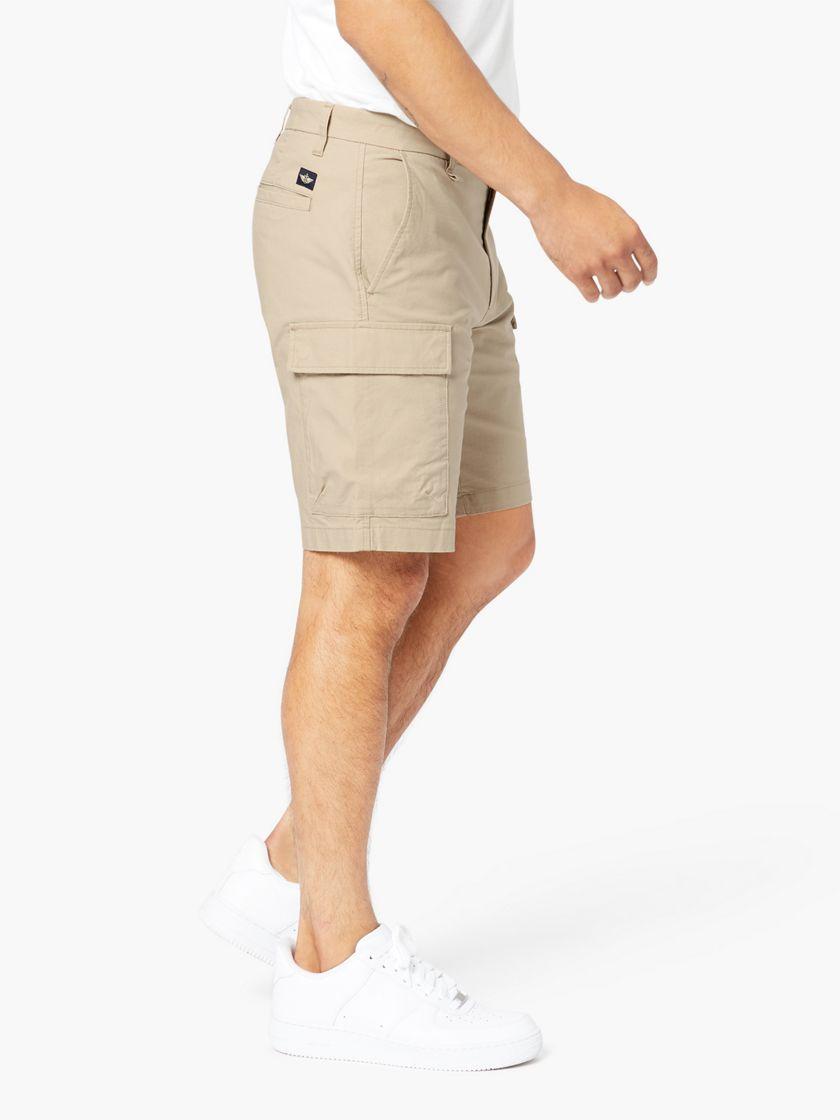 Tech Cargo Shorts - Tan 554760002 | Dockers® US